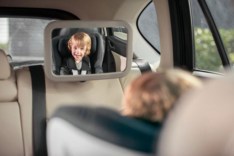 Spiegel für Reboarder - Britax Römer Rückspiegel