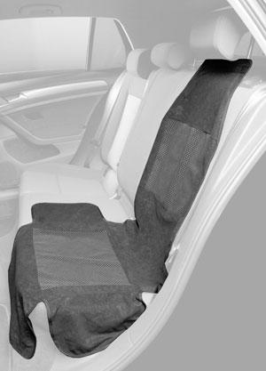 Sitzschoner für Kindersitze und Reboarder